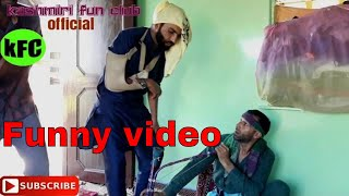 Kashmiri funny video new. kfclaughter station