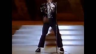ПЕРВАЯ Лунная походка Майкла Джексона