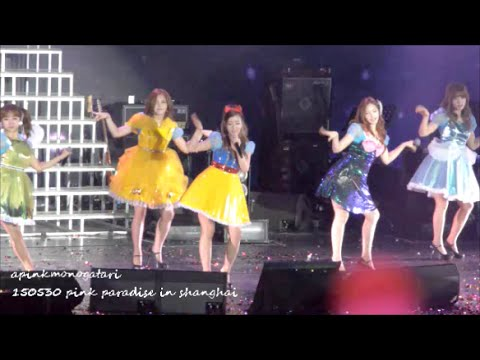 150530 Apink Pink Paradise in Shanghai - 7. Not An Angel 천사가 아냐