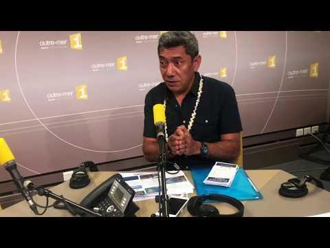 Raphael Kaikilikofé Président de la FAWF Wallis et Futuna