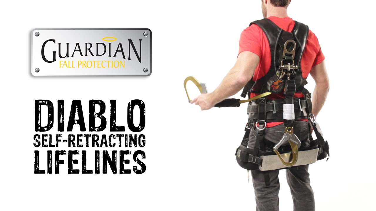 Guardian Diablo Self Retracting Lifelines Gme Supply