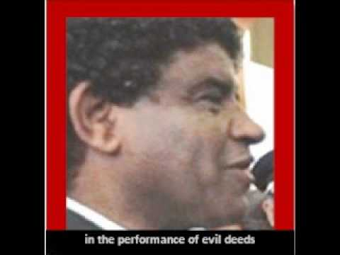 Gaddafi Crimes - Libya