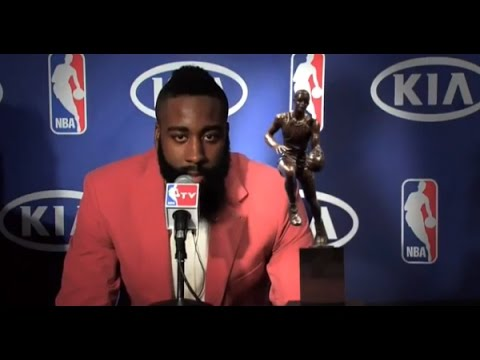JAMES HARDEN WINS MVP!!!??? The 4th Annual Starters Awards Show  The Starties