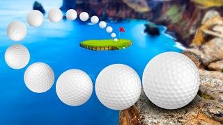 WORLD'S HARDEST GOLF GAME EVER CREATED! (Golf...