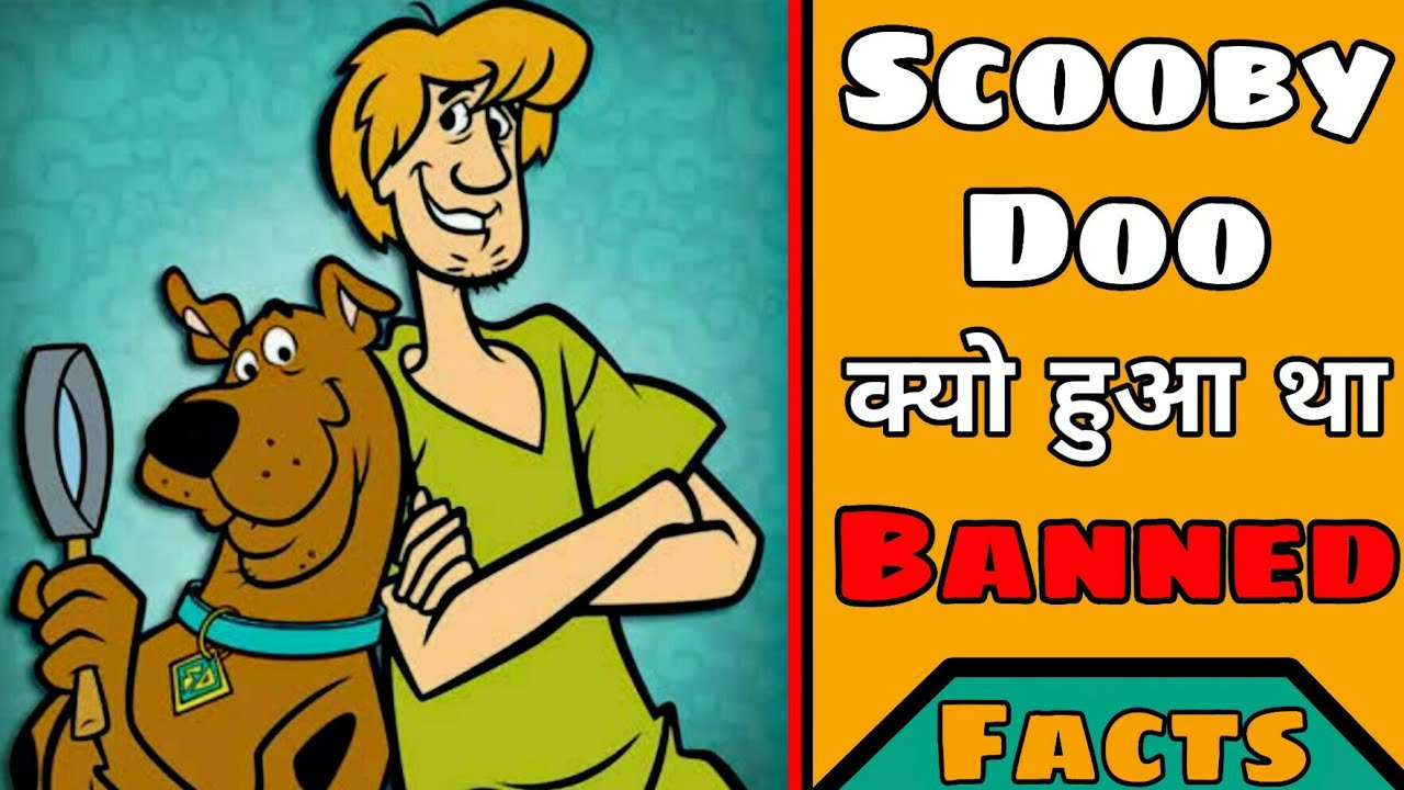Download Scooby Doo facts || interesting fact about Scooby Doo || Why Scooby Doo banned || Scooby Doo movie |