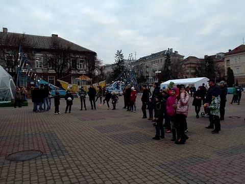 UA: Тернопіль: Всесвітній день футболу відзначили у Тернополі