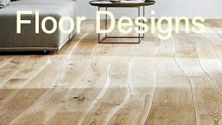 Hardwood Flooring Types - Designs