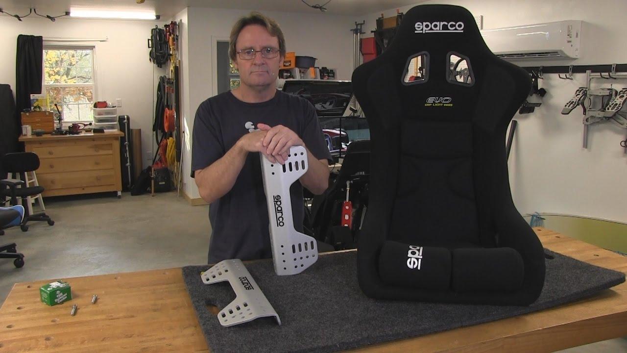 Sparco Racing Seat Review | Sim Racing Garage