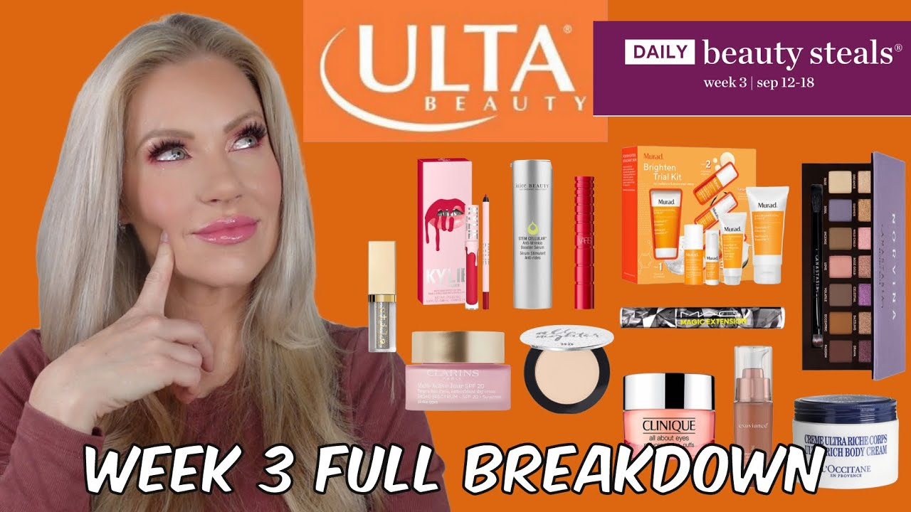 Ulta 21 Days of Beauty Week 3 Full Breakdown | What to Buy and What to Skip