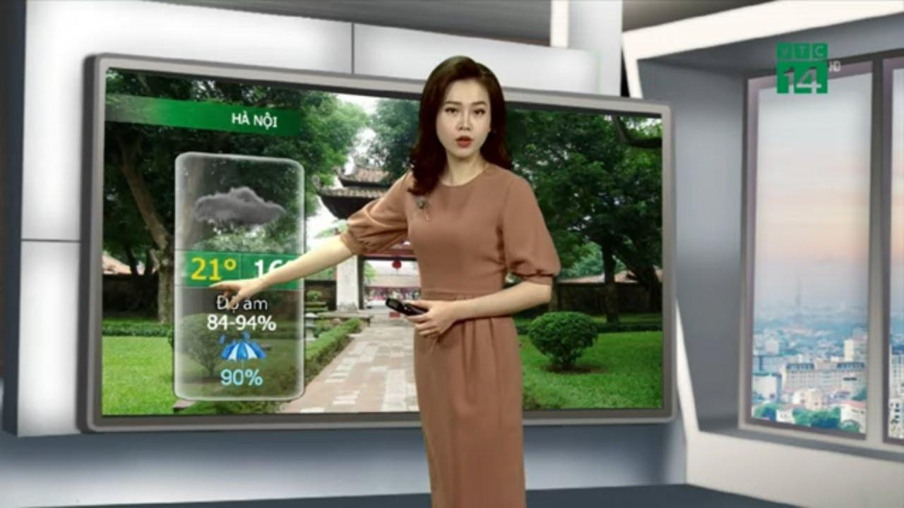 Thời tiết đô thị 25/04/2020: Hà Nội mưa ngắt quãng trong ngày, thấp nhất 16 độ| VTC14