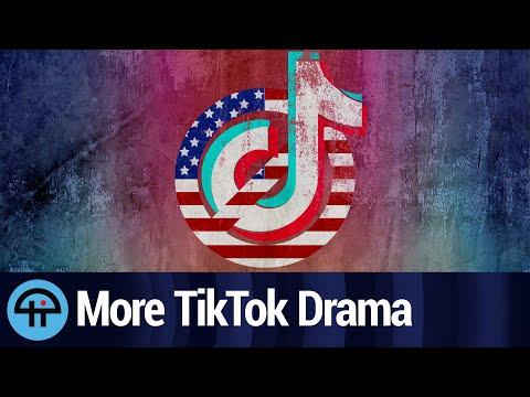 More TikTok Drama