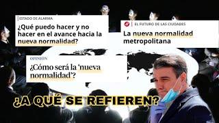 """¿La """"nueva normalidad""""? El globalismo y NOM explicados   Hispania Eterna"""