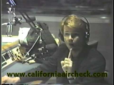 KFRC San Francisco Beau Weaver 1986  California Aircheck
