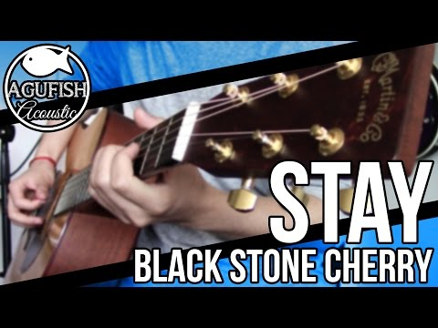 Black Stone Cherry - Stay | Acoustic Instrumental Cover mp3
