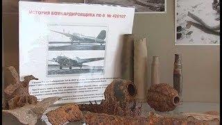 Школьный музей в Орудьево