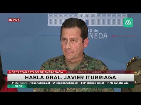 """jefe-de-la-defensa-nacional:-""""no-tenemos-información-que-nos-obligue-a-decretar-toque-de-queda"""""""