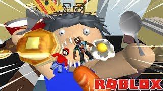 NON OTTENERE EATEN ROPO MAKES BABY MAX CRY - Roblox Obby avventure di gioco