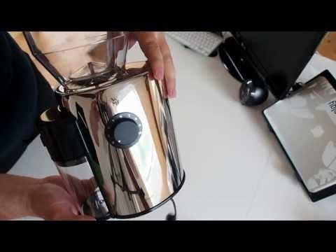 Im Test: Die WMF Skyline Kaffeemhle