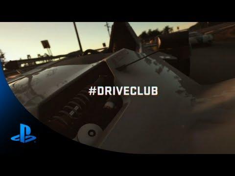 DriveClub - Announce Trailer - 0 - DriveClub – Announce Trailer