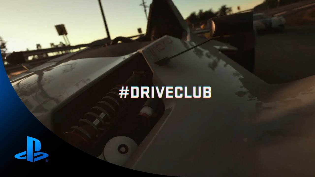 Evolution Studios Announces DriveClub