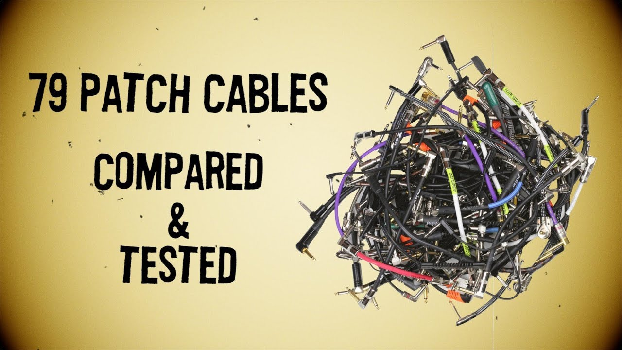 eurorack patch cables amazon