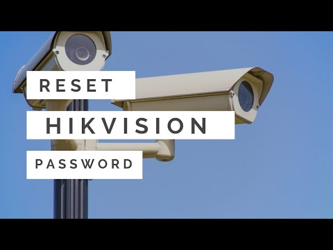 Hikvision Dvr Password Reset Hindi