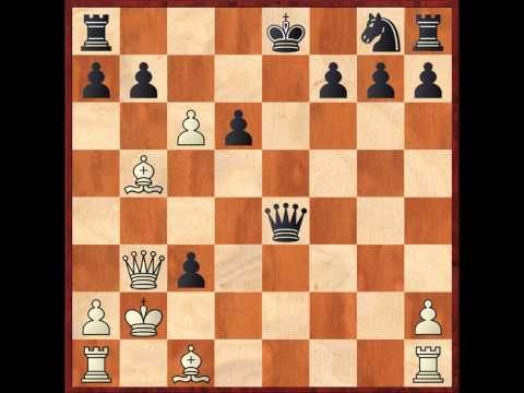 Guess The Move: Morphy vs Ayers 1855