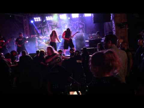 Splatta Fish 2015 Live In Dalas