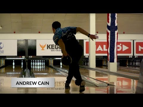 World Bowling Player Profile - Andrew Cain - World Bowling