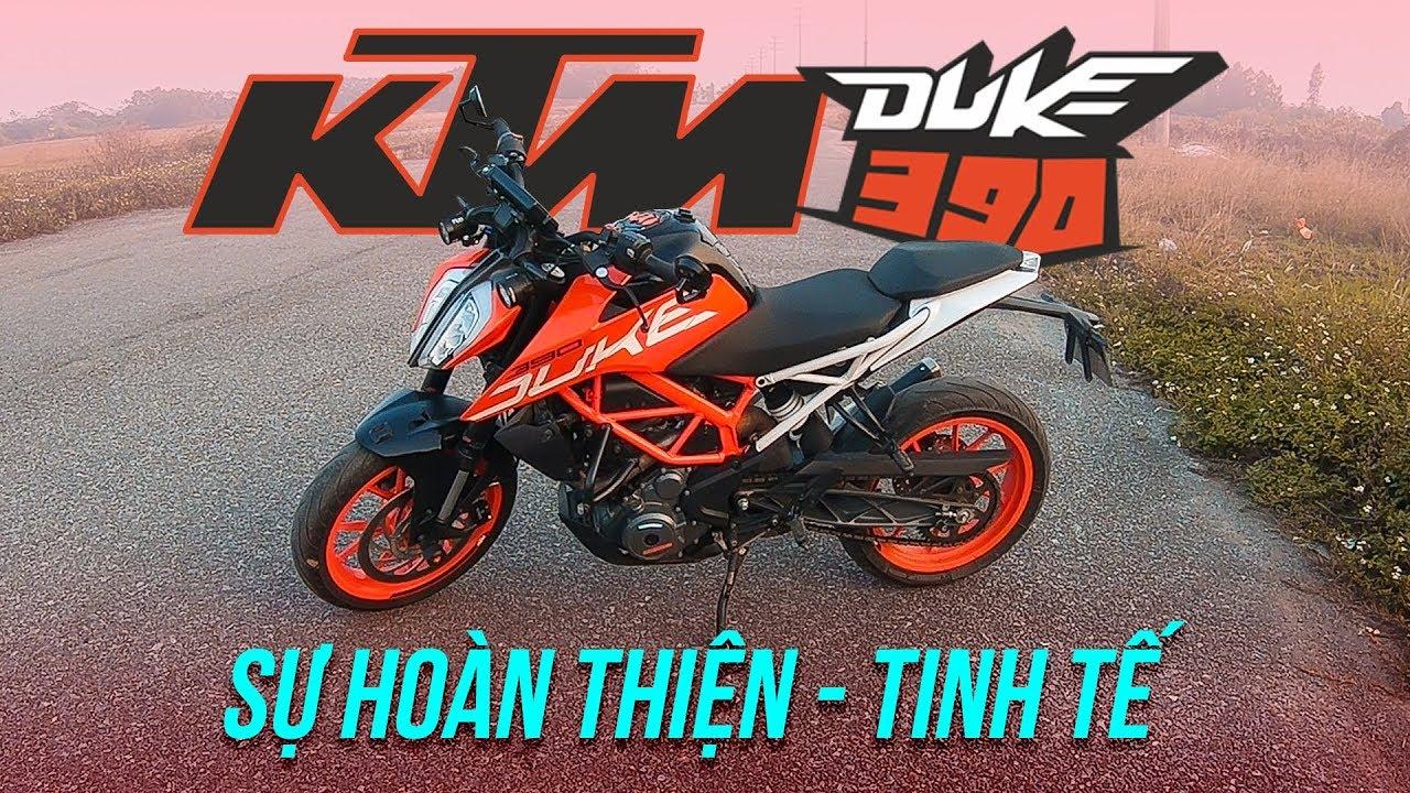 Walkaround KTM DUKE 390: Thay đổi liệu có mang đến sự hoàn hảo | Motor24h