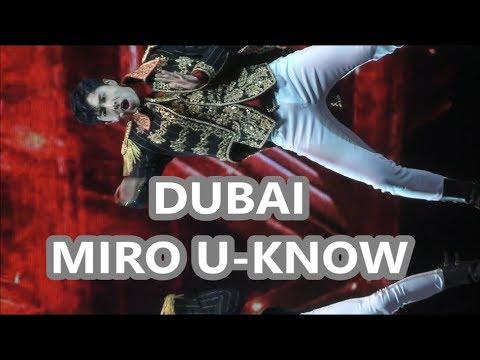 [윤호FANCAM]スマホでユノ YUNHO focus ' MIROTIC ' DUBAI TVXQ 縦長で見てね