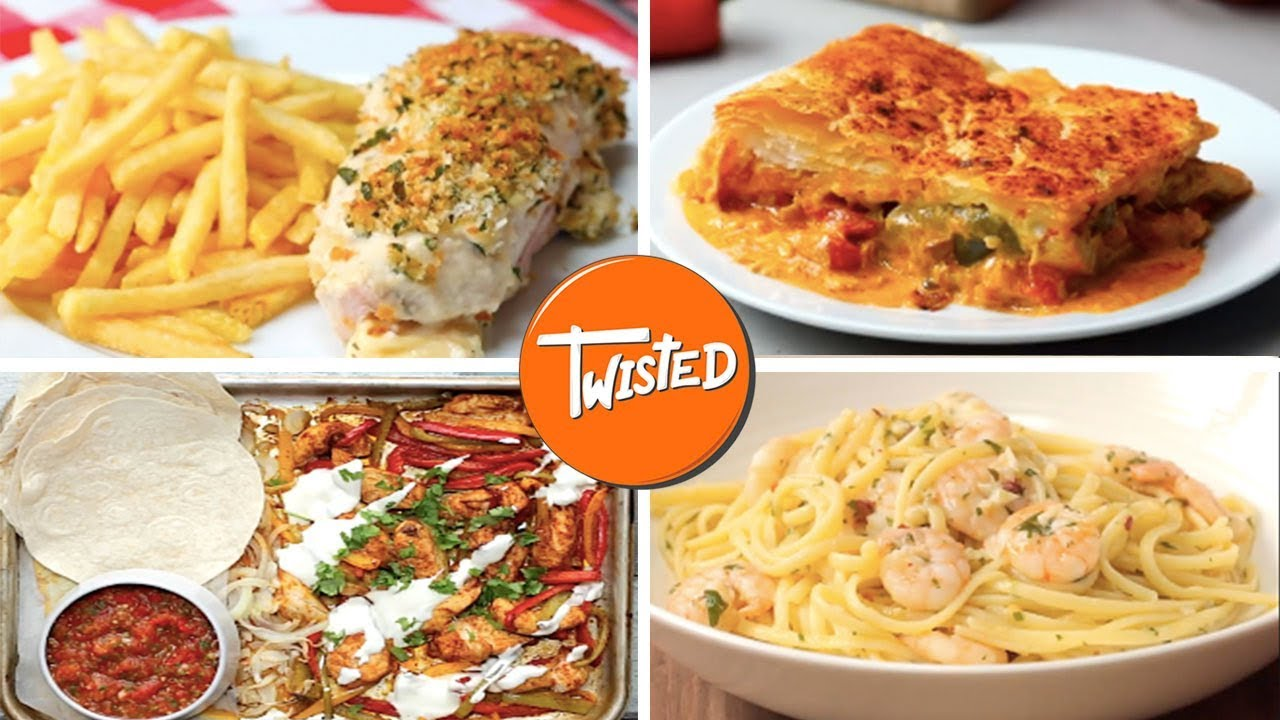 12 easy food recipes to make at home twisted youtube 12 easy food recipes to make at home twisted forumfinder Images