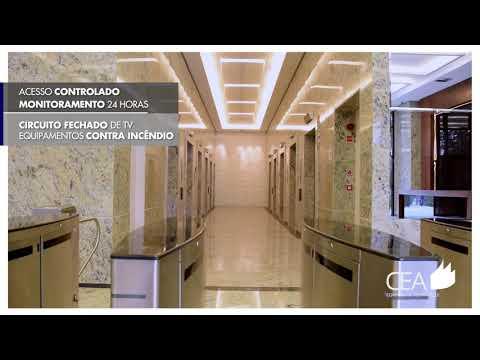 CEA CORPORATE – Lajes corporativas a partir de 338 a 1.354 m² - Alphaville.
