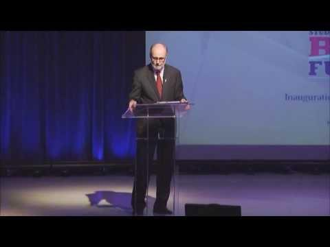 NIU Inaugurates 12th President Douglas Baker