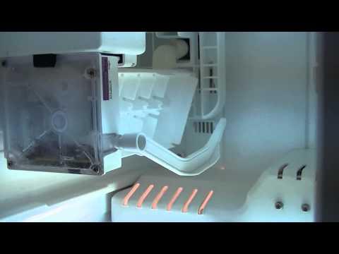 Leaking Ice Maker In Samsung French Door Refrigerator
