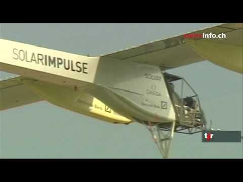 Successful test for no-fuel plane