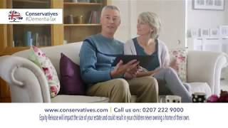 A satirical look at the Tories dementia tax