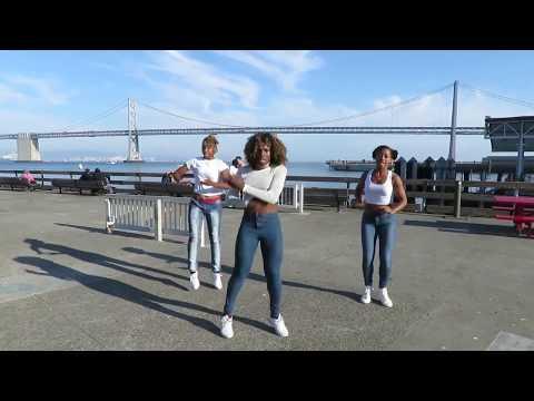AfroBeat Twerk Challenge:  San Francisco
