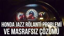 Honda Jazz Tekleme Sorunu Nedeni Ile Ateşleme Bobini Değişimi