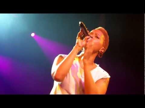 Chrisette Michele - Golden LIVE 1/12/13
