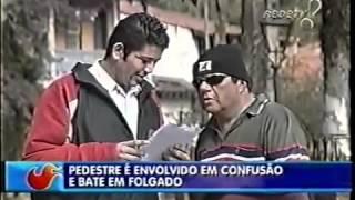 Pegadinha - João Kléber - Justiceiro