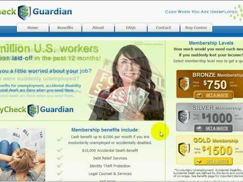 Your Money: Job Loss Insurance