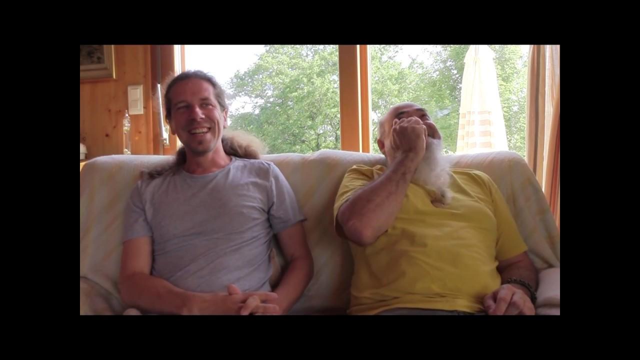 Tout est la Présence ❤  Satsang à Plazac avec Pierre et Gérald (1 / 4)