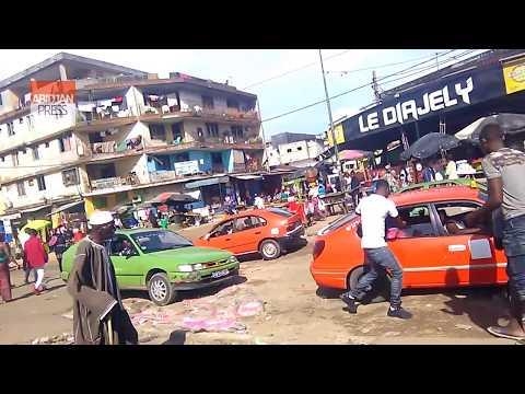 Saison de pluie à Abidjan - Occasion de business