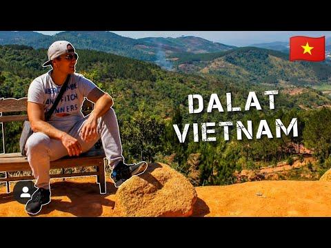 Un petit weekend à Da Lat au Vietnam - Le Vlog