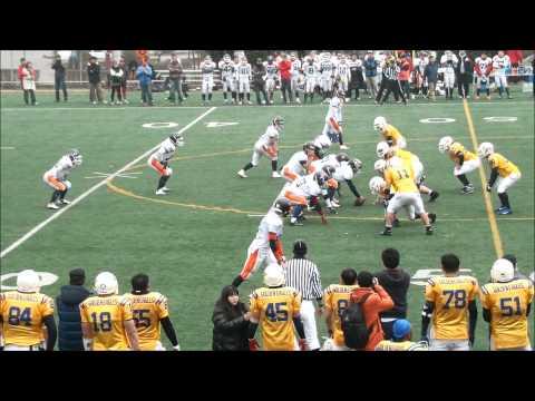 Gwanggaeto Bowl XIX - Golden Eagles vs Seoul Vikings