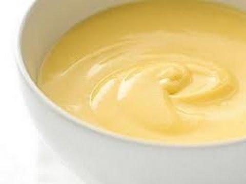 Receta Crema Pastelera Casera Muy Facil Silvana Cocina Youtube