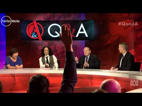 Fred Nile stands ground on Q&A     01:39