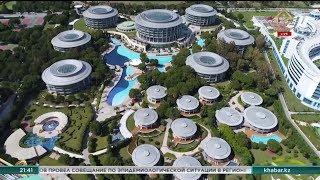 Турция начнет принимать туристов в июне