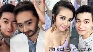 Power Of Makeup Girl To Boy Transformation #1